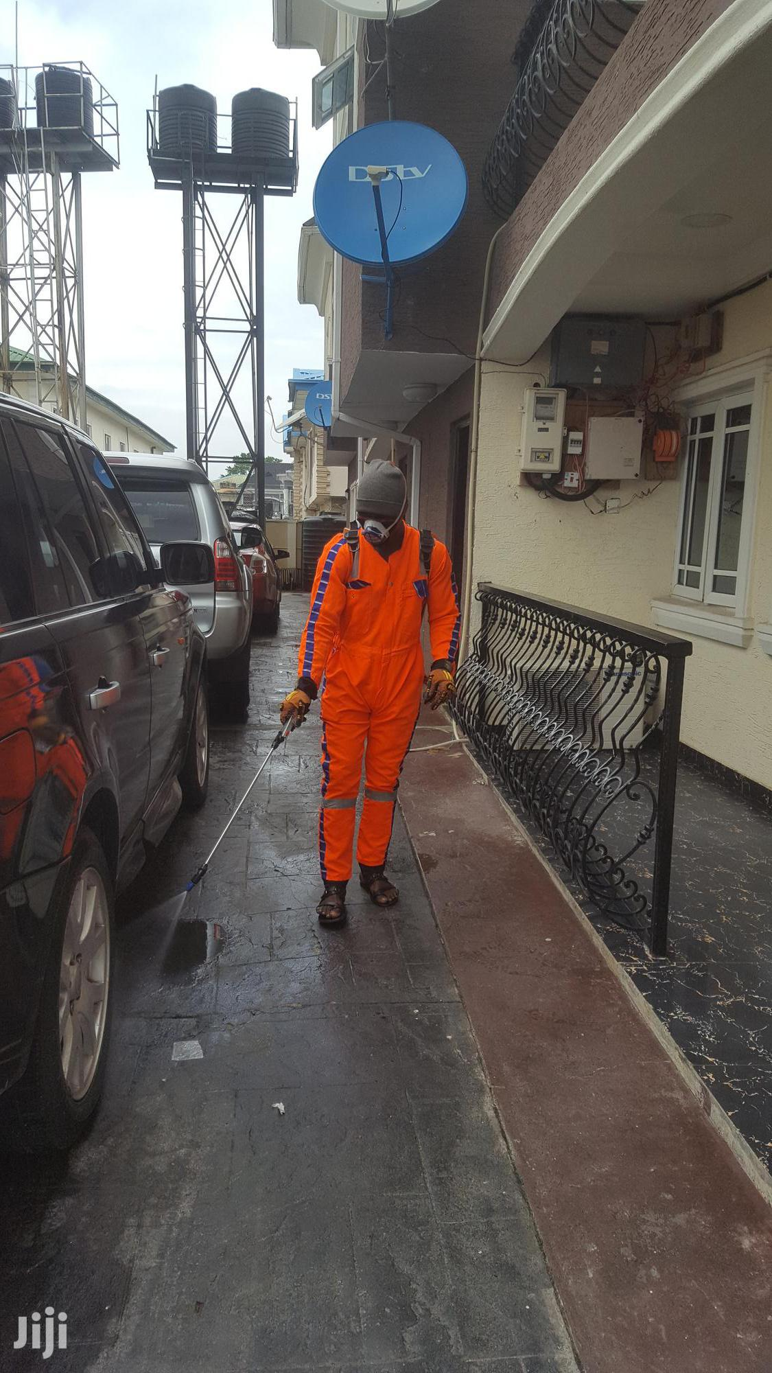 Fumigation Services | Cleaning Services for sale in Agege, Lagos State, Nigeria