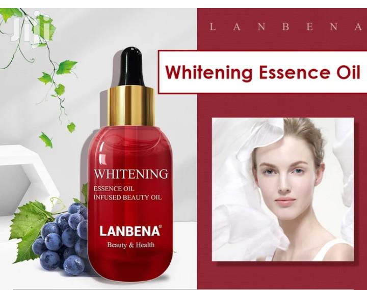 Labena Whitening Essential Oil + Vit C | Skin Care for sale in Ikoyi, Lagos State, Nigeria