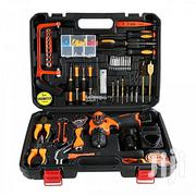 Generic Tools Box Kit Set With 12V CORDLESS Drill 10MM Machine | Hand Tools for sale in Lagos State, Lagos Island