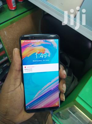 Uk Used Oneplus 5 Black 64 GB   Mobile Phones for sale in Lagos State, Ikeja