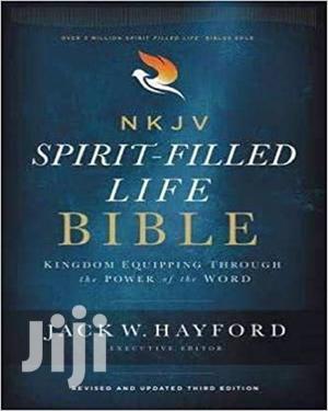 NKJV, Spirit-Filled Life Bible   Books & Games for sale in Lagos State, Oshodi