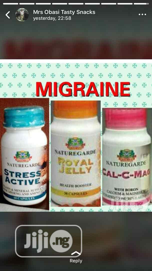 Archive: Fight Migraine Naturally With Swissgarde Products