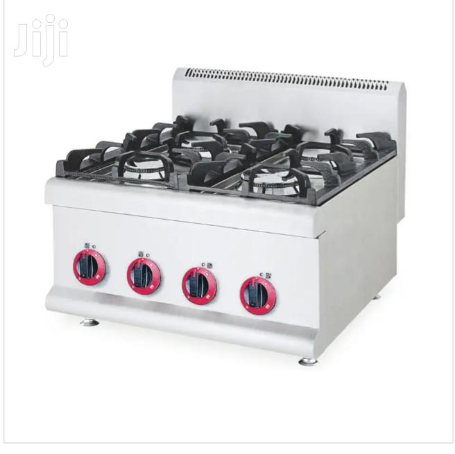 Gas Stove Gas