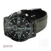 Festina Chronograph Leather Strap Watch And | Watches for sale in Lagos State, Lagos Island