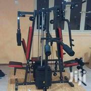 American Fitness 4 Station Gym | Sports Equipment for sale in Lagos State, Amuwo-Odofin