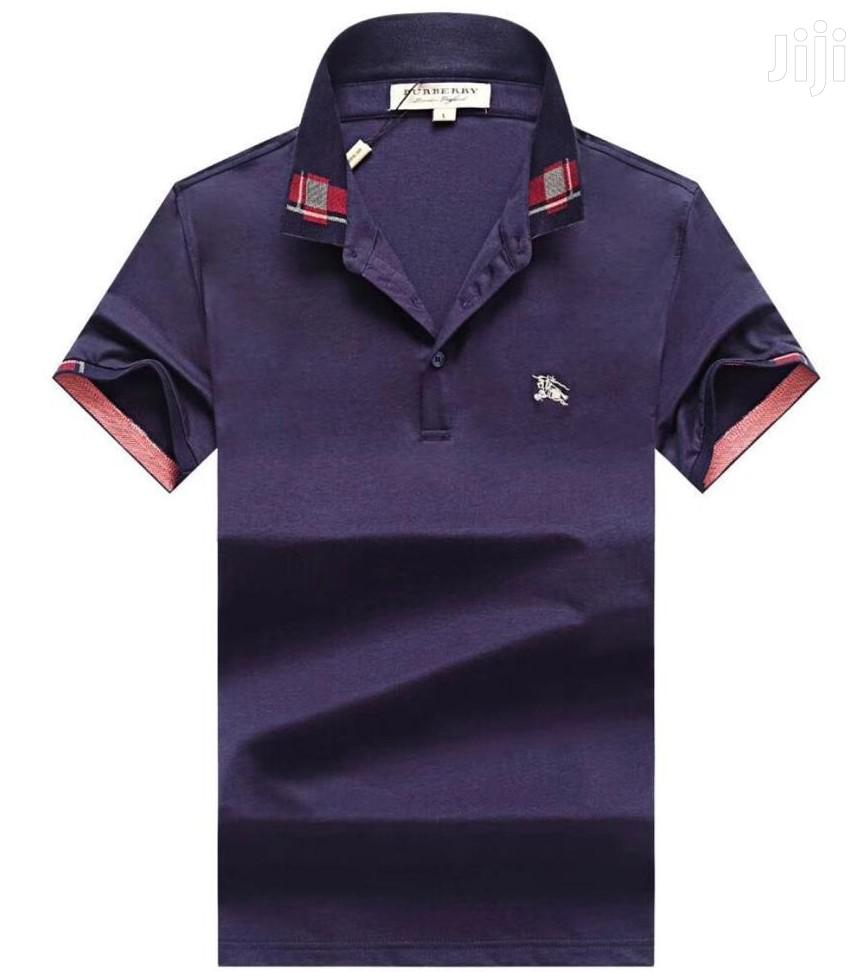 Archive: Designer's Polo Tshirts by Burberry
