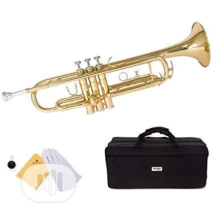 Premier Trumpet Gold