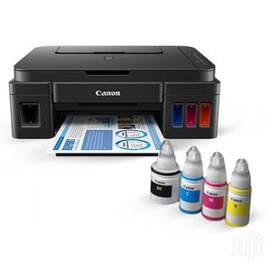Canon Canon PIXMA G2400 All In One Printer With Ink Tank | Printers & Scanners for sale in Abuja (FCT) State, Wuse 2