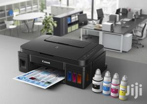 Canon PIXMA G3400 Inkjet All-in-one Printer | Printers & Scanners for sale in Abuja (FCT) State, Wuse 2