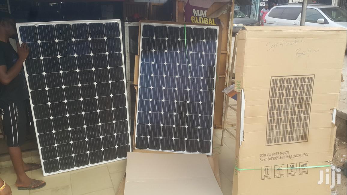 250W Monocrystalline Solar Panels | Solar Energy for sale in Benin City, Edo State, Nigeria