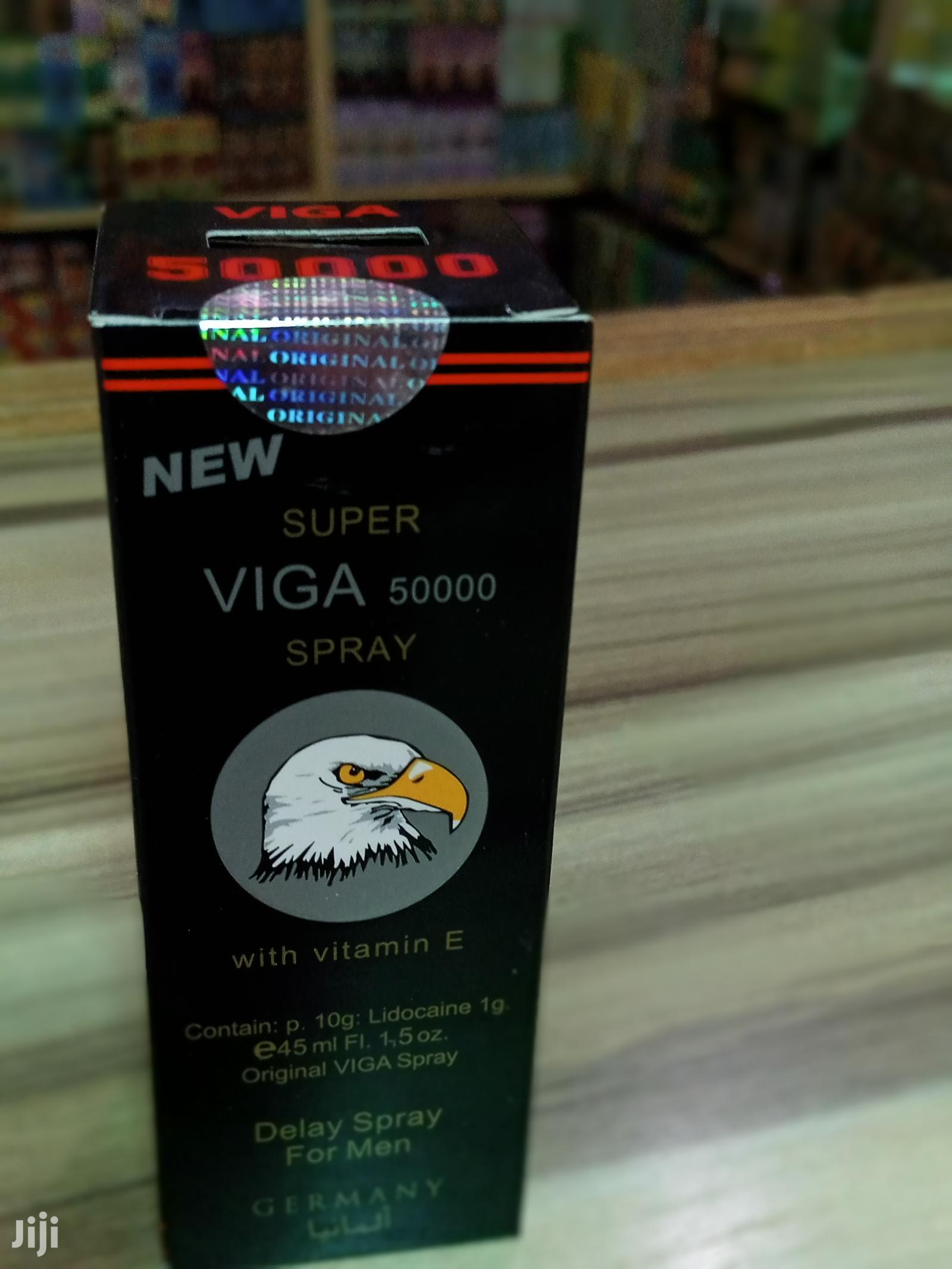 Delay Spray Viga | Sexual Wellness for sale in Maitama, Abuja (FCT) State, Nigeria