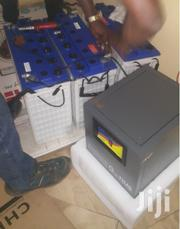Invomax Tall Panel 220ah Tubular Battery Designed By Genus | Solar Energy for sale in Kano State, Bichi