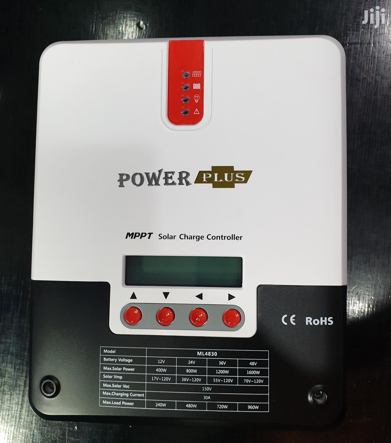 30A 48V Powerplus MPPT Charger Controller