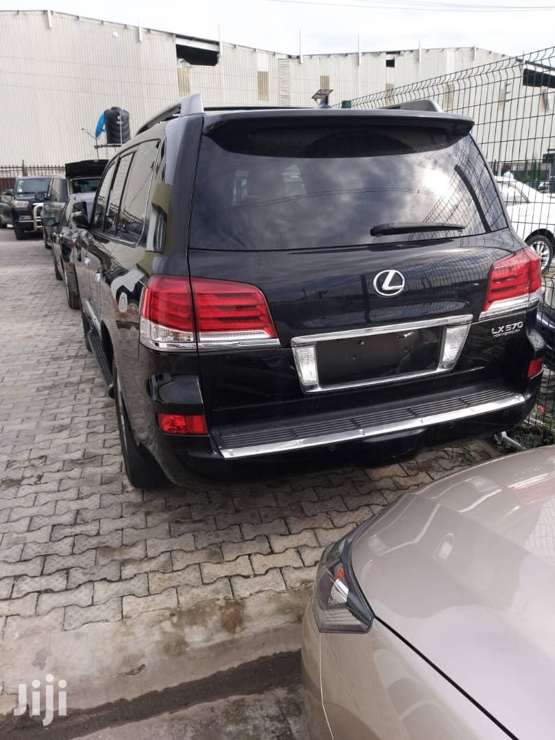 Lexus LX 2013 Black | Cars for sale in Lekki, Lagos State, Nigeria
