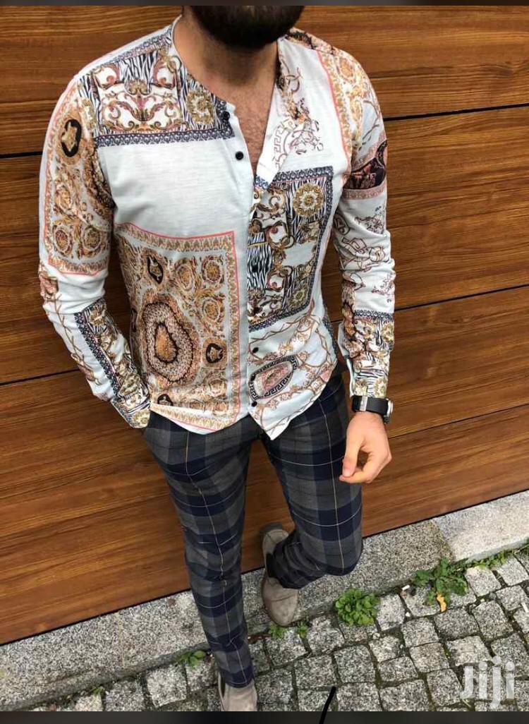 Premium Quality Designer Shirt | Clothing for sale in Lagos Island, Lagos State, Nigeria