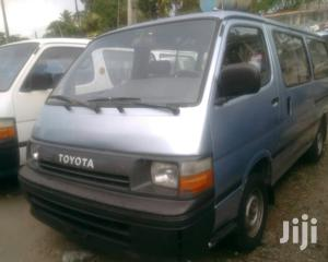 Toyota Hiace 2003 Blue | Buses & Microbuses for sale in Lagos State, Amuwo-Odofin