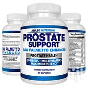 Prostate Supplement - Saw Palmetto + 30 Herbs | Vitamins & Supplements for sale in Lagos State, Ifako-Ijaiye