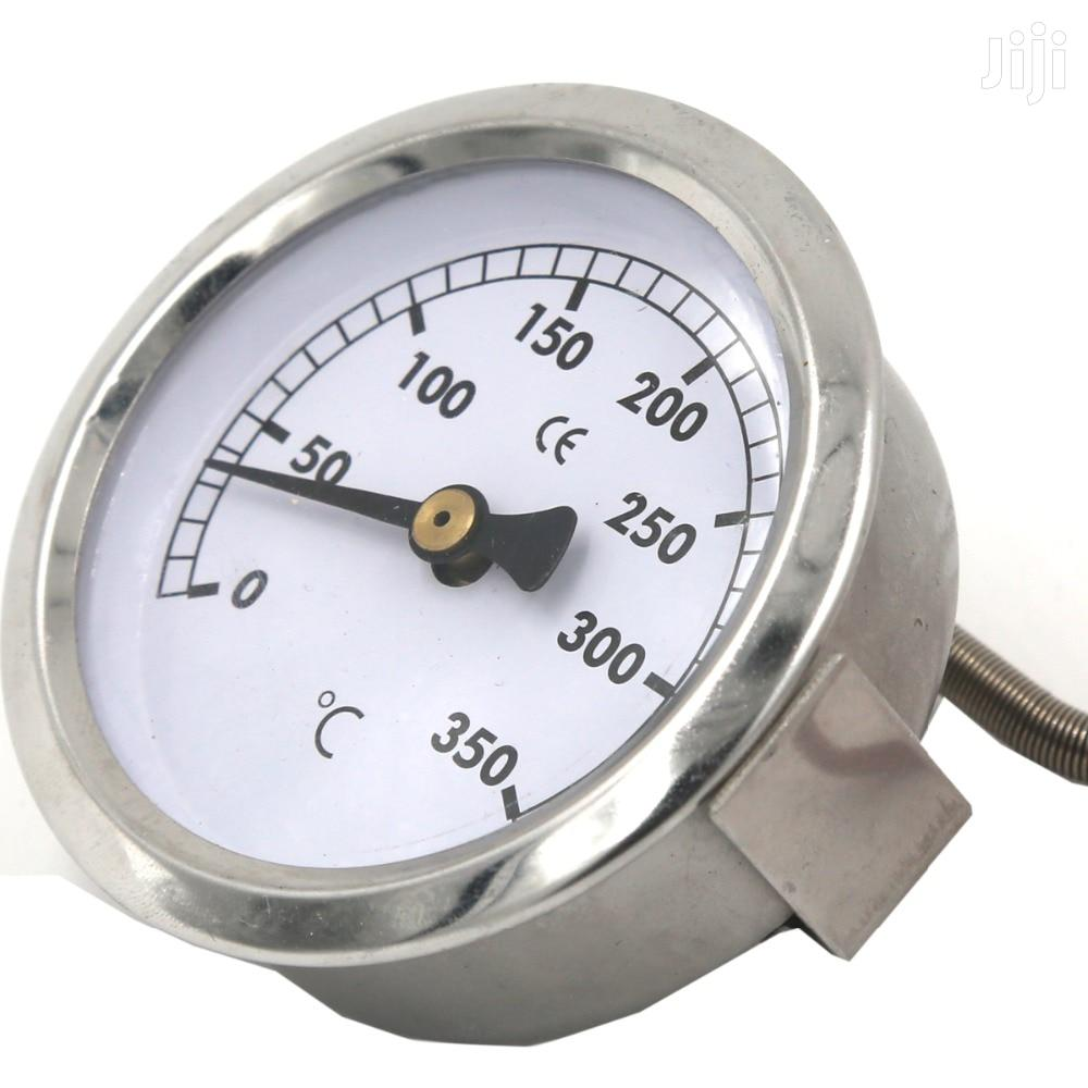 Industrial 50~350 Temperature Dial Capillary Thermometer