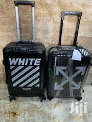 Off White Luggage Box Available As Seen Swipe To See More Pictures | Bags for sale in Lagos State, Lagos Island