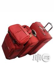 Leavesking Set Luggage, Red   Bags for sale in Abuja (FCT) State, Wuse