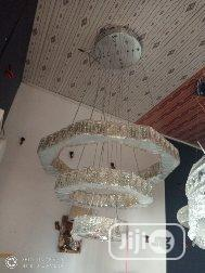 Chandelier Light LED Crystal   Home Accessories for sale in Lagos State, Nigeria