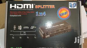 HDMI Splitter 1X4 | Accessories & Supplies for Electronics for sale in Lagos State, Ikeja