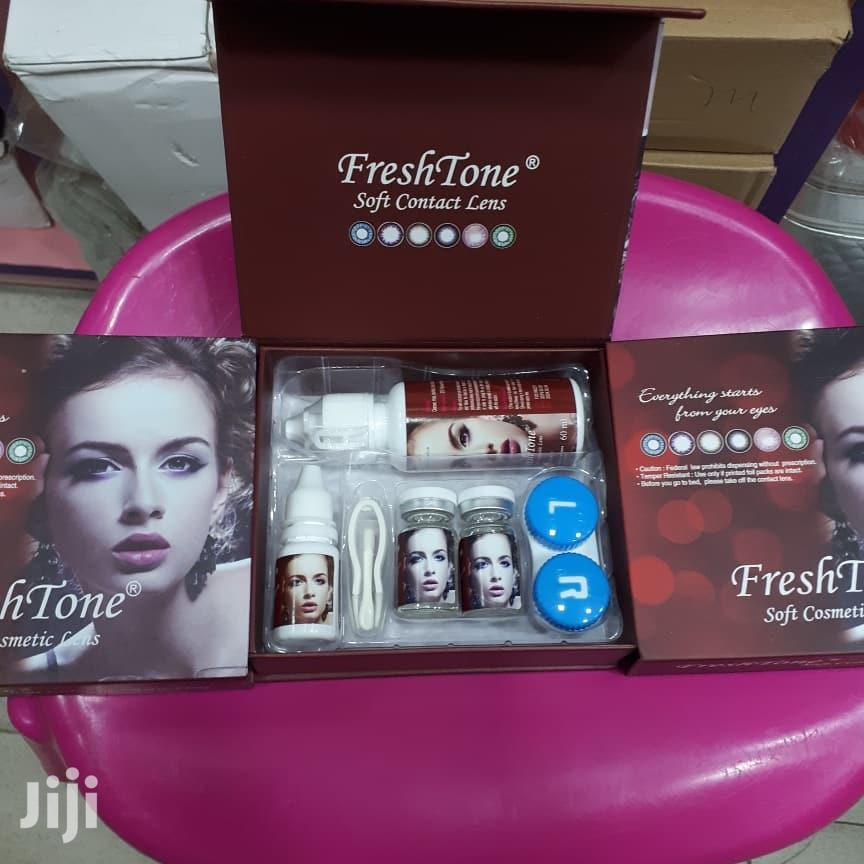 Freshtone Complete Kit Contact Lens   Skin Care for sale in Lagos State, Nigeria
