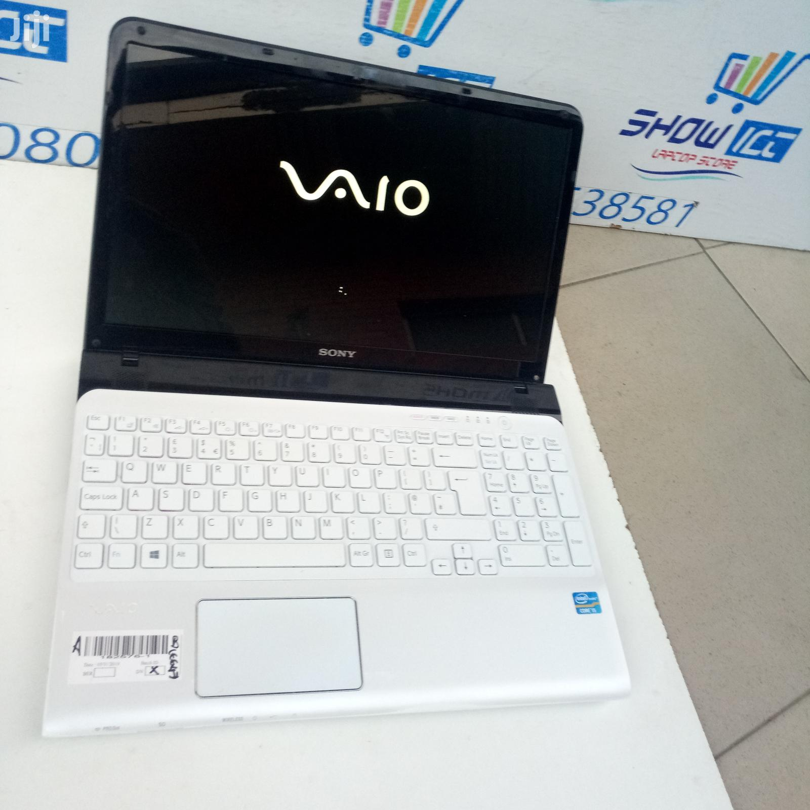 Laptop Sony VAIO E11125CN 4GB Intel Core I5 HDD 640GB   Laptops & Computers for sale in Wuse 2, Abuja (FCT) State, Nigeria