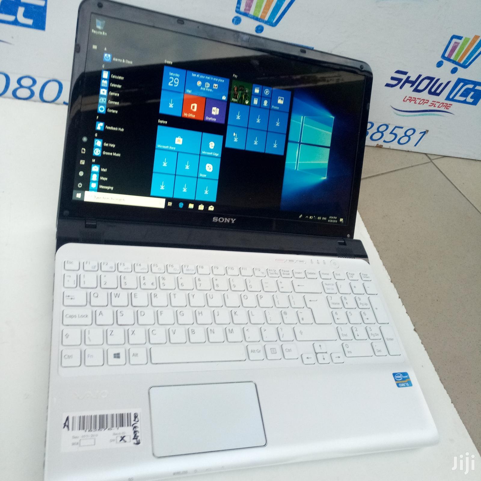 Laptop Sony VAIO E11125CN 4GB Intel Core I5 HDD 640GB