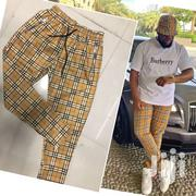 Classic Burberry Joggers | Clothing for sale in Lagos State, Lagos Island