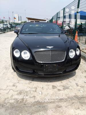 Bentley Continental 2009 Black | Cars for sale in Lagos State, Lekki