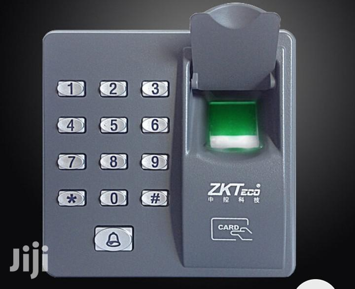 X6 ZKTECO Fingerprint Reader Access Controller for Password