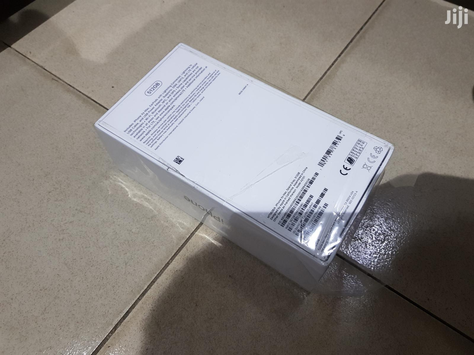 New Apple iPhone XS Max 512 GB Gray | Mobile Phones for sale in Ibadan, Oyo State, Nigeria