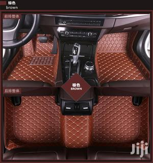 Fully Surrounded Customize Leather Floor Mat.   Vehicle Parts & Accessories for sale in Abuja (FCT) State, Wuse 2