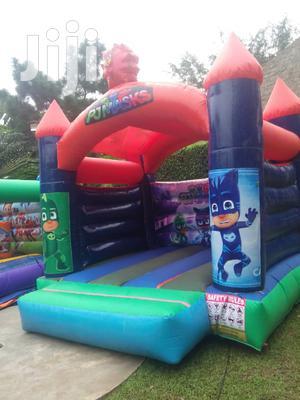 Parlour Size Pj Masks Bouncing Castle   Toys for sale in Rivers State, Port-Harcourt