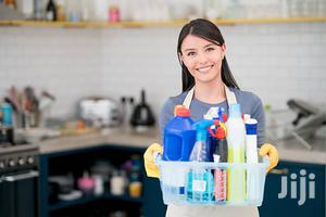Housekeeping & Cleaning CV   Housekeeping & Cleaning CVs for sale in Lagos State, Ajah