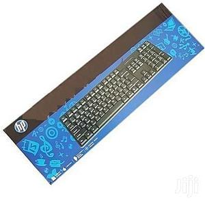 HP External Keyboard   HP Keyboard   Computer Accessories  for sale in Lagos State, Ikorodu