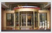 Automatic Revolving Door Installation | Building & Trades Services for sale in Bayelsa State, Yenagoa