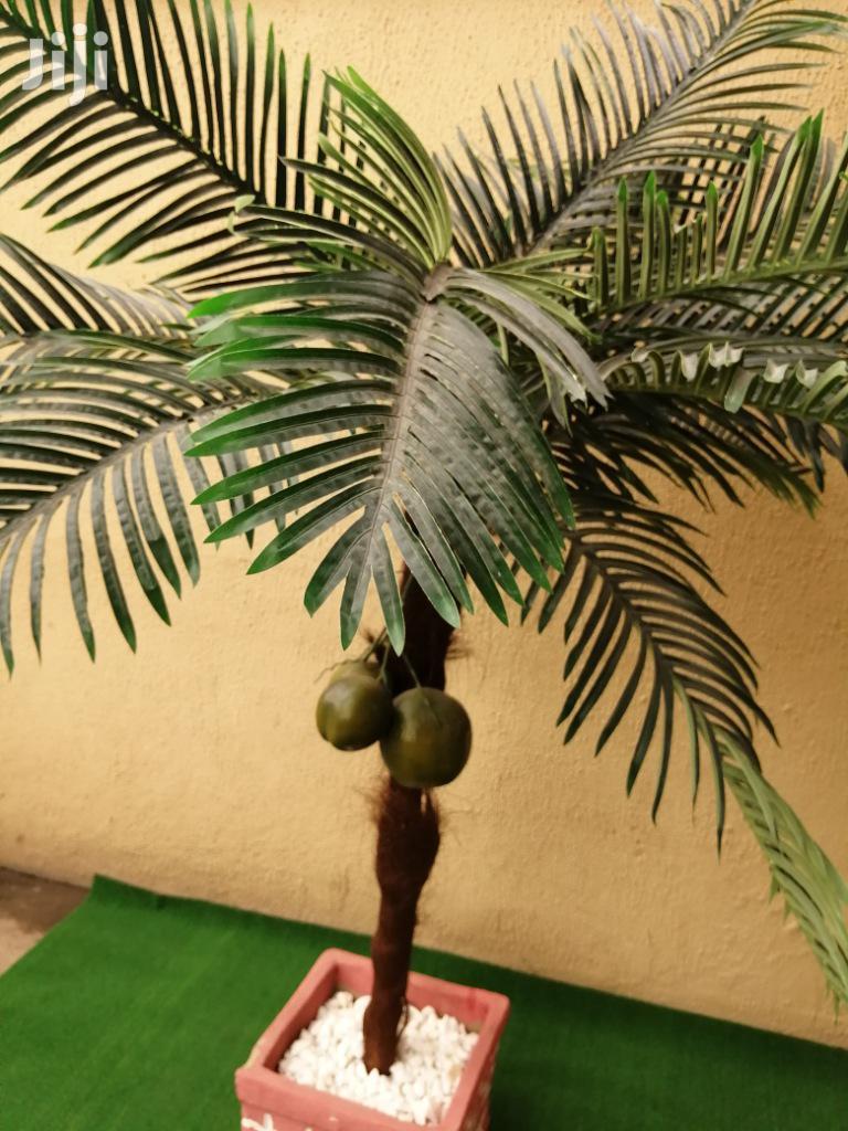Artificial Indoor Plantain Tree