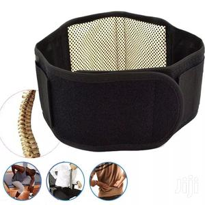 Tourmaline Self-heating Magnetic Therapy Waist Belt Lumbar Support | Tools & Accessories for sale in Lagos State, Surulere