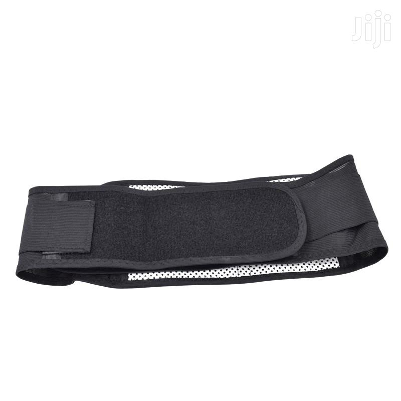 Tourmaline Self-heating Magnetic Therapy Waist Belt Lumbar Support   Tools & Accessories for sale in Surulere, Lagos State, Nigeria