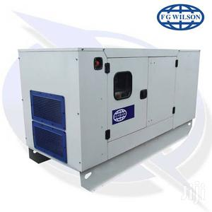 FG Wilson 30kva Soundproof | Electrical Equipment for sale in Lagos State, Ojo