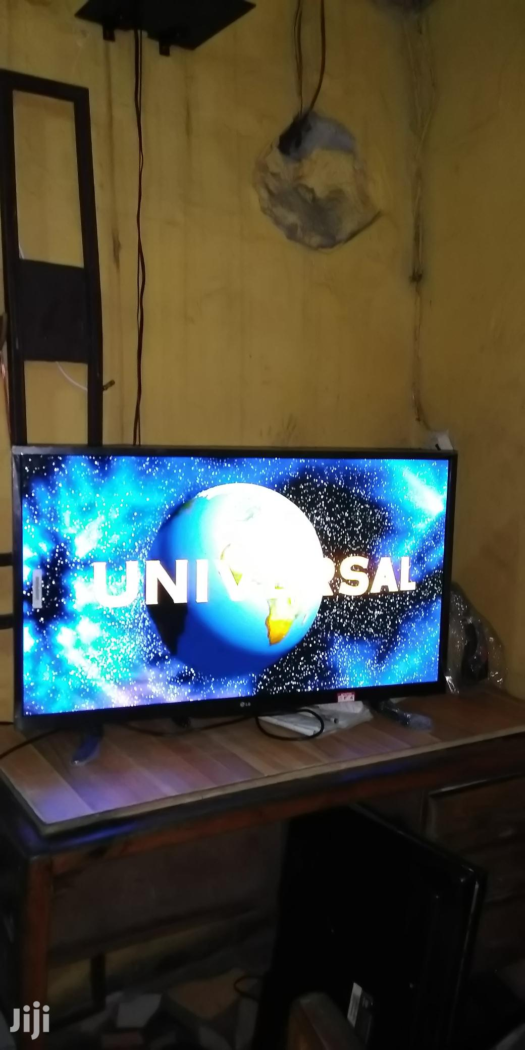 LG LED TV 43 Inches | TV & DVD Equipment for sale in Port-Harcourt, Rivers State, Nigeria
