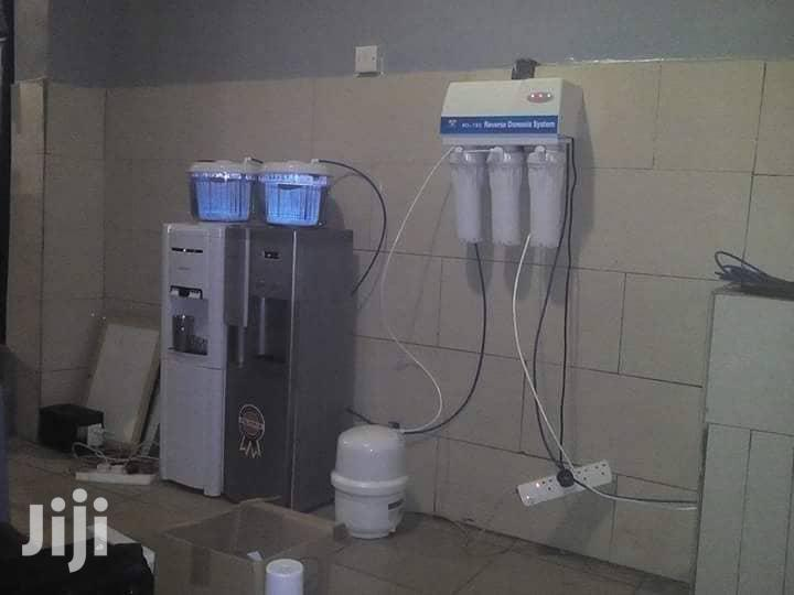 Reverse Osmosis Water Purification Machine   Manufacturing Equipment for sale in Kubwa, Abuja (FCT) State, Nigeria