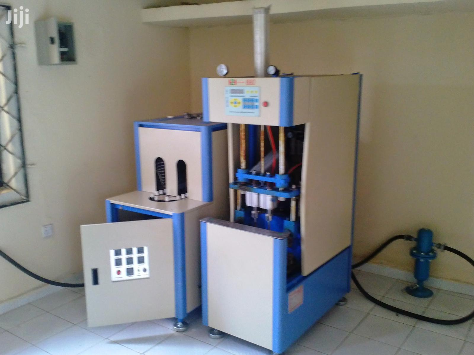 Pet Blowing Machine, Compressor And Mould | Manufacturing Equipment for sale in Kubwa, Abuja (FCT) State, Nigeria