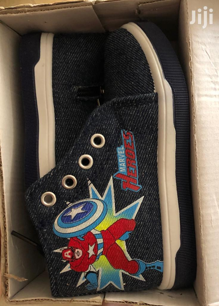 Marvrl Heroes Ankle Boost (Wholesale And Retail ) | Children's Shoes for sale in Ikeja, Lagos State, Nigeria