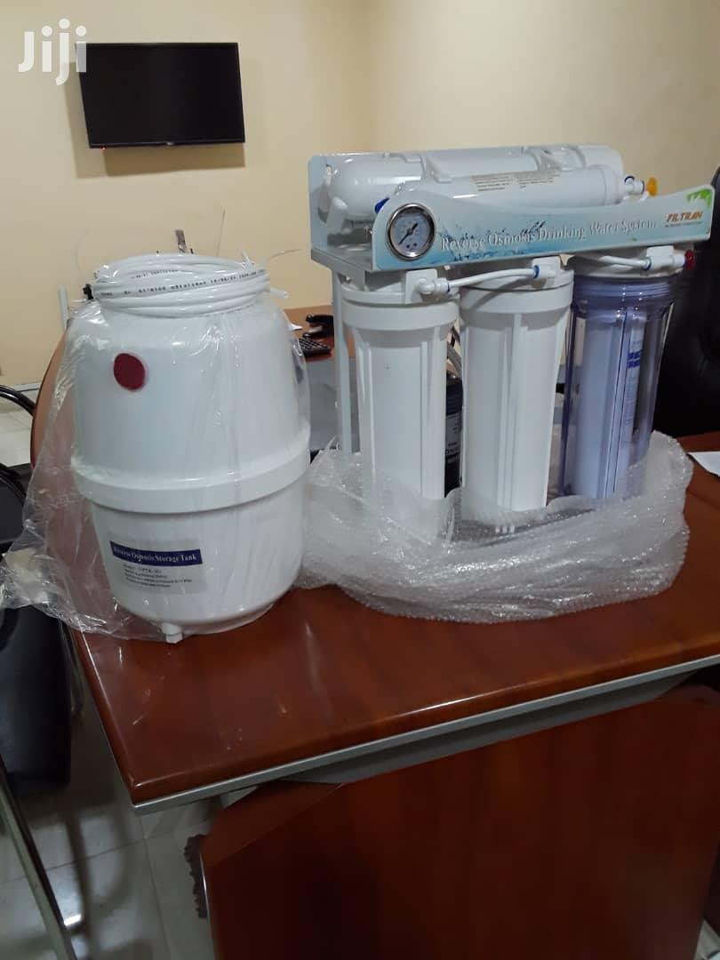 Mini Water Treatment Ro Reverse Osmosis System   Manufacturing Equipment for sale in Amuwo-Odofin, Lagos State, Nigeria