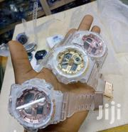 G Shock Transparent | Watches for sale in Lagos State, Lagos Island