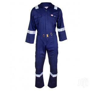 Safety Coverall With Reflective | Safetywear & Equipment for sale in Lagos State, Lagos Island (Eko)