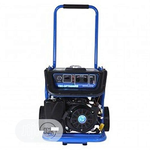 Haier Thermcol REMOTE CONTROL GENERATOR-OPTIMA(5.0KW/5.5KW)+Engine Oil